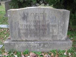 Bertram Orde