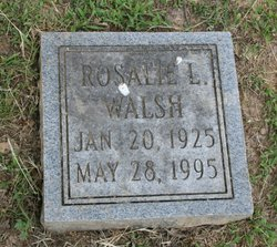 Rosalie L. Walsh