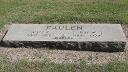 Alice Ruth <i>Thomas</i> Paulen