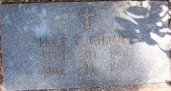 Lucy Elizabeth <i>Thompson</i> Chaney