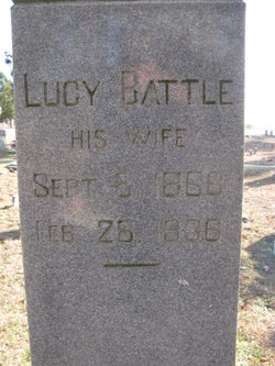 Lucy Martin <i>Battle</i> Wall