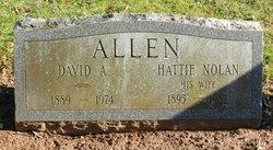 Hattie <i>Nolan</i> Allen