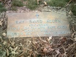 Ray David Allen