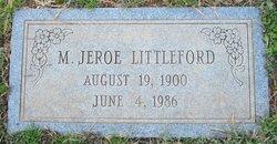 Minnie Jeroe Jerry <i>Grainger</i> Littleford