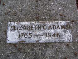 Elizabeth <i>Chaplin</i> Adams