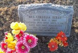 Cordelia <i>Raby</i> Berry