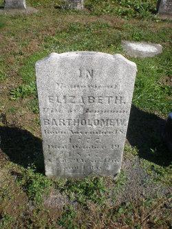 Elizabeth <i>Horn</i> Bartholomew