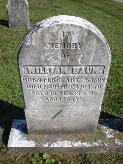 William Baum
