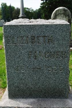Elizabeth C. <i>Hoyt</i> Fancher