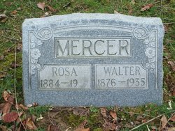 Rosa <i>Harter</i> Mercer