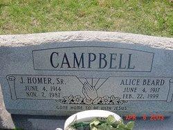 Alice <i>Beard</i> Campbell