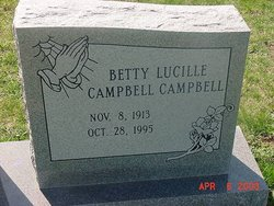 Betty Lucille Campbell