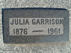Julia Gustafsdotter <i>Sandelin</i> Garrison