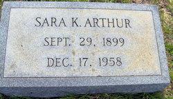 Sara K. Arthur
