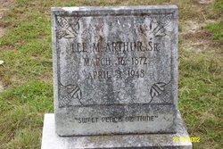 Lee Monroe Arthur, Sr