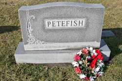 Pauline Mabel <i>Duncan</i> Petefish