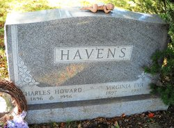 Virginia Eva <i>Rea</i> Havens