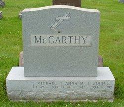 John J McCarthy