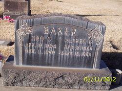 Alfred B. Baker