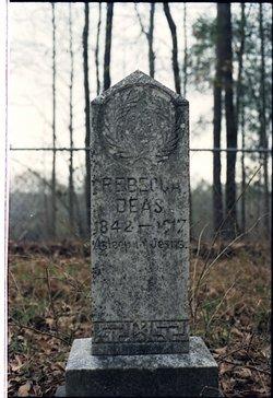 Rebecca <i>Cox</i> Deas