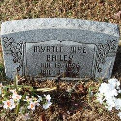 Myrtle Mae <i>Loner</i> Bailey