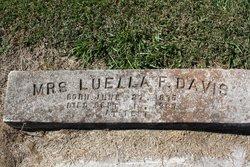 Luella Davis