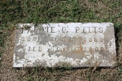 Fannie D. Pitts
