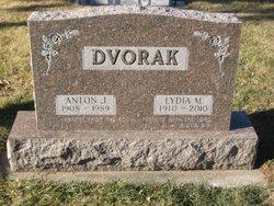 Lydia M. <i>Pavlicek</i> Dvorak