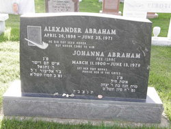 Alexander Abraham