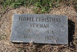 Floree <i>Christmas</i> Newman