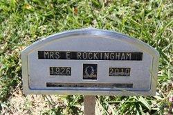Mrs E. Rockingham