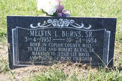 Melvin L. Burns, Sr