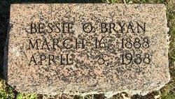 Bessie Opal <i>Satterwhite</i> Bryan