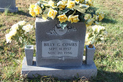 Billy G. Combs