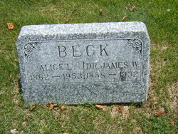 Alice L Beck