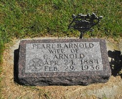 Pearl B. <i>Martin</i> Arnold