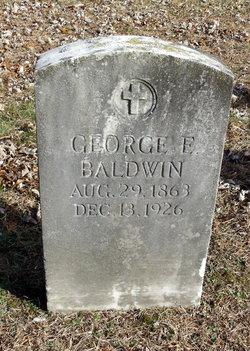 George Everett Baldwin