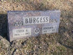 Benjamin J Burgess