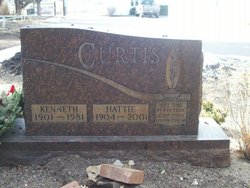 Hattie E Curtis