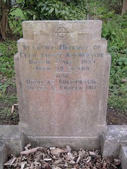 Corp William Douglas Abernethie