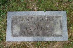 Anne Foster Jester