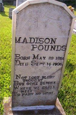 James Madison Pounds