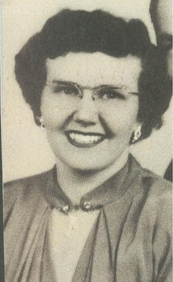 Mary Lucille <i>Beckman</i> Hartman