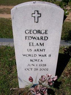 George Edward Elam