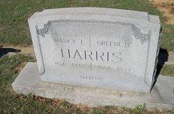 Nancy Jane <i>Hollis</i> Harris