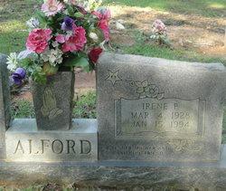 Mary Irene <i>Ponder</i> Alford