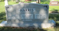 Tennie Bell <i>Sisk</i> Harris
