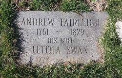 Latitia <i>Swan</i> Fairleigh