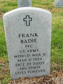 Frank Badie