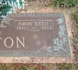 Amos Reed Clifton